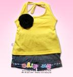 Trang phục trẻ em Chip My | Áo thun và quần phồng