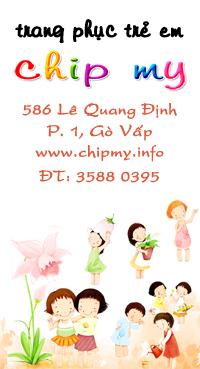 Chip My Shop | 586 Lê Quang Định, P. 1, Q. Gò Vấp, Tp. HCM